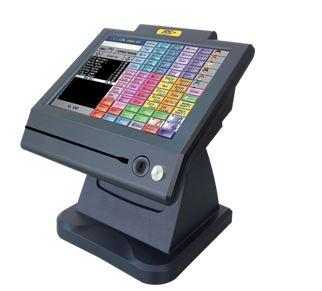 caisse enregistreuse tactile